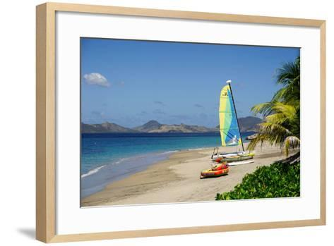 Nevis, St. Kitts and Nevis, Leeward Islands, West Indies, Caribbean, Central America-Robert Harding-Framed Art Print