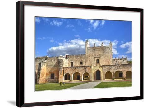 Church of San Bernadino De Siena and Convent of Sisal-Richard Maschmeyer-Framed Art Print