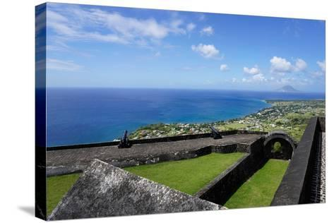 Brimstone Hill Fortress, St. Kitts, St. Kitts and Nevis-Robert Harding-Stretched Canvas Print