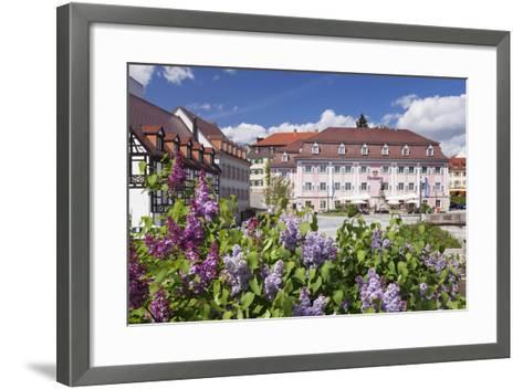 Donaueschingen, Black Forest, Baden Wurttemberg, Germany-Markus Lange-Framed Art Print
