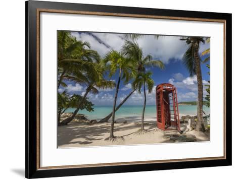 Antigua, Leeward Islands, West Indies-Roberto Moiola-Framed Art Print
