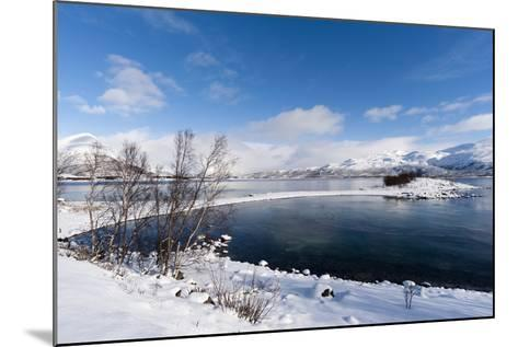 A Fjord Near Lodingen, Nordland, Arctic, Norway, Scandinavia-Sergio Pitamitz-Mounted Photographic Print