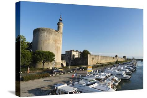 Aigues-Mortes, Camargue, Gard, Languedoc-Roussillon, France, Europe-Sergio Pitamitz-Stretched Canvas Print