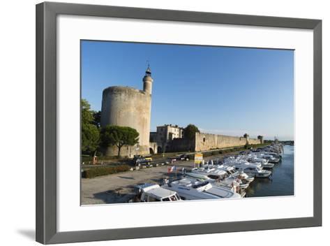 Aigues-Mortes, Camargue, Gard, Languedoc-Roussillon, France, Europe-Sergio Pitamitz-Framed Art Print