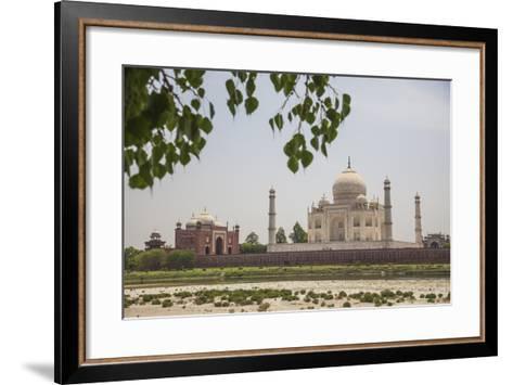 The Taj Mahal, Agra, Uttar Pradesh, India-Roberto Moiola-Framed Art Print