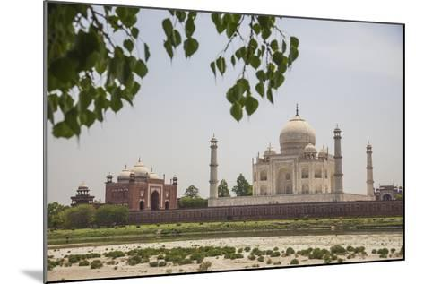 The Taj Mahal, Agra, Uttar Pradesh, India-Roberto Moiola-Mounted Photographic Print