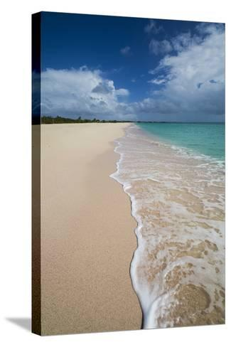 Pink Sand Beach Is Located on the Southwest Coast of the Small Island of Barbuda-Roberto Moiola-Stretched Canvas Print