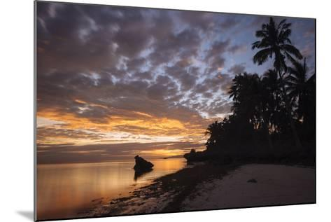 Anda Beach, Bohol Island, Visayas, Philippines, Southeast Asia, Asia-Ben Pipe-Mounted Photographic Print