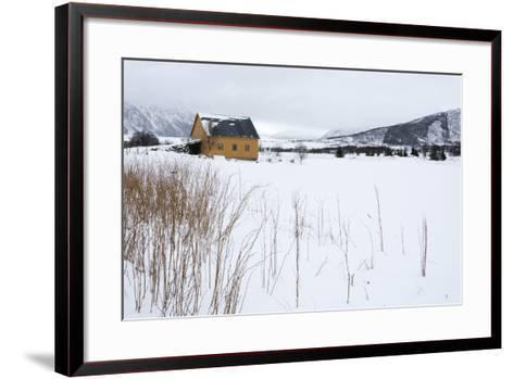 Fornes, Vesteralen Islands, Arctic, Norway, Scandinavia-Sergio Pitamitz-Framed Art Print