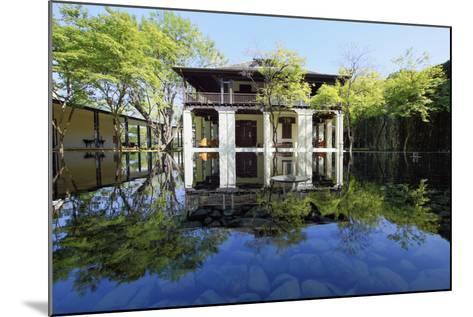 Anantara Hotel and Spa, Chiang Mai, Lanna, Thailand, Southeast Asia, Asia-Alex Robinson-Mounted Photographic Print