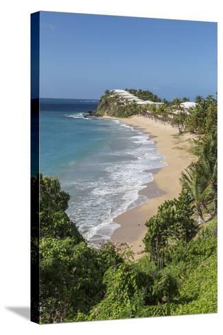 St. Johns, Antigua, Leeward Islands, West Indies-Roberto Moiola-Stretched Canvas Print