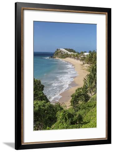 St. Johns, Antigua, Leeward Islands, West Indies-Roberto Moiola-Framed Art Print