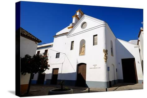 Nuestra Senora De La Paz Church, Cordoba, Andalucia, Spain-Carlo Morucchio-Stretched Canvas Print