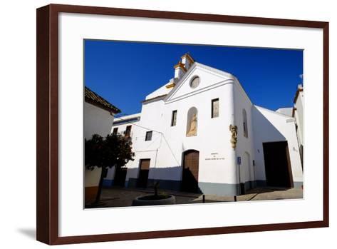 Nuestra Senora De La Paz Church, Cordoba, Andalucia, Spain-Carlo Morucchio-Framed Art Print