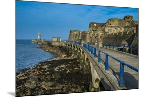 Cornet Castle, Saint Peter Port, Guernsey, Channel Islands, United Kingdom-Michael Runkel-Mounted Photographic Print