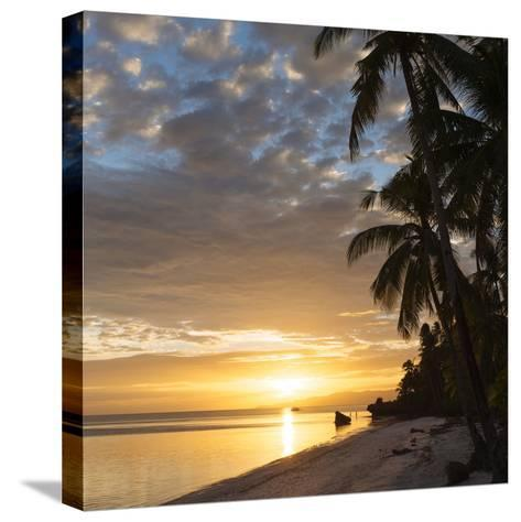Anda Beach, Bohol Island, Visayas, Philippines, Southeast Asia, Asia-Ben Pipe-Stretched Canvas Print