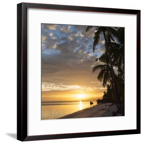 Anda Beach, Bohol Island, Visayas, Philippines, Southeast Asia, Asia-Ben Pipe-Framed Art Print