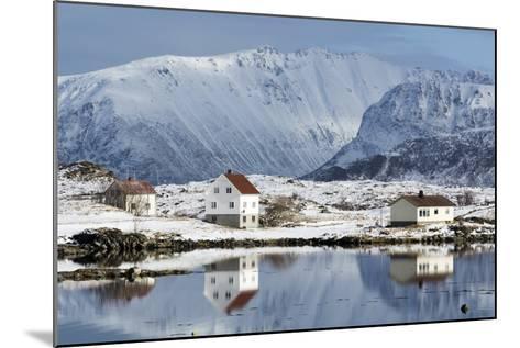 Eggum, Lofoten Islands, Arctic, Norway, Scandinavia-Sergio Pitamitz-Mounted Photographic Print