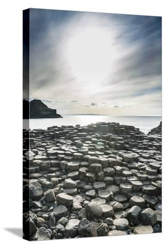 The Giants Causeway, County Antrim, Ulster, Northern Ireland, United Kingdom-Michael Runkel-Stretched Canvas Print