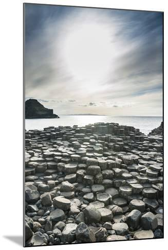 The Giants Causeway, County Antrim, Ulster, Northern Ireland, United Kingdom-Michael Runkel-Mounted Photographic Print