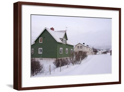 Noss, Vesteralen Islands, Arctic, Norway, Scandinavia-Sergio Pitamitz-Framed Art Print