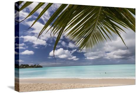 Valley Church, Antigua, Leeward Islands, West Indies-Roberto Moiola-Stretched Canvas Print