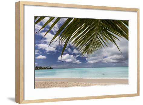 Valley Church, Antigua, Leeward Islands, West Indies-Roberto Moiola-Framed Art Print
