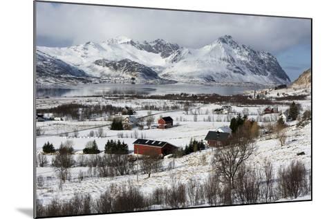 Borg, Lofoten Islands, Arctic, Norway, Scandinavia-Sergio Pitamitz-Mounted Photographic Print
