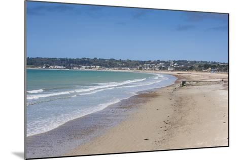 The Bay of St. Aubin, Jersey, Channel Islands, United Kingdom-Michael Runkel-Mounted Photographic Print