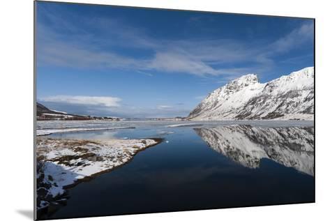 Knutstad, Lofoten Islands, Arctic, Norway, Scandinavia-Sergio Pitamitz-Mounted Photographic Print