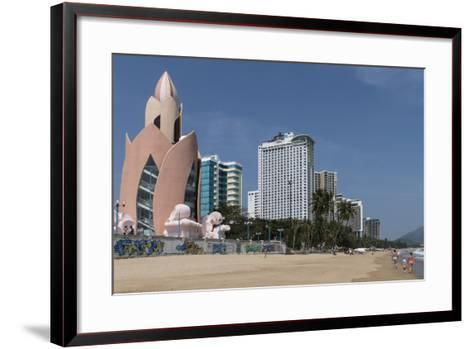 Seafront, Nha Trang, Vietnam, Indochina, Southeast Asia, Asia-Rolf Richardson-Framed Art Print