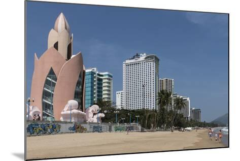 Seafront, Nha Trang, Vietnam, Indochina, Southeast Asia, Asia-Rolf Richardson-Mounted Photographic Print