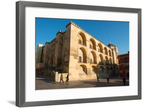 The Mezquita of Cordoba, Andalucia, Spain-Carlo Morucchio-Framed Art Print