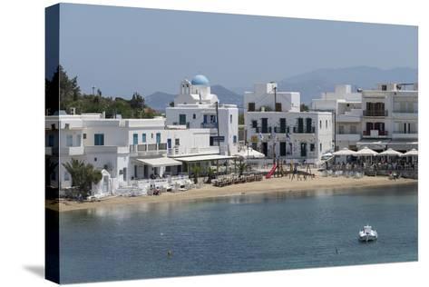 Pisso Livadi, Paros, Cyclades, Greek Islands, Greece-Rolf Richardson-Stretched Canvas Print
