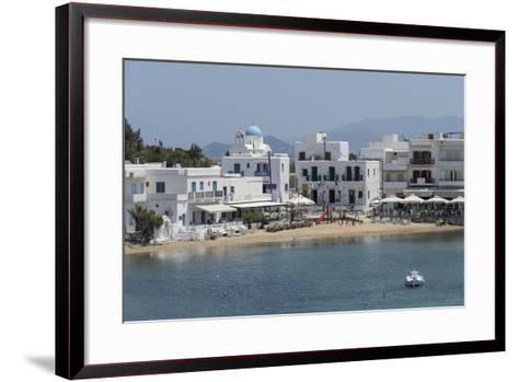 Pisso Livadi, Paros, Cyclades, Greek Islands, Greece-Rolf Richardson-Framed Art Print