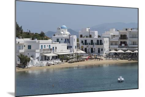 Pisso Livadi, Paros, Cyclades, Greek Islands, Greece-Rolf Richardson-Mounted Photographic Print
