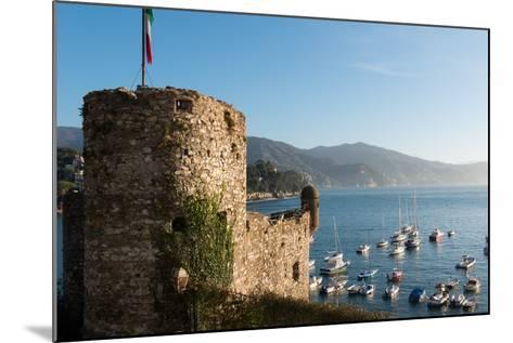 The 16th Century Castle, Santa Margherita Ligure, Genova (Genoa), Liguria, Italy, Europe-Carlo Morucchio-Mounted Photographic Print