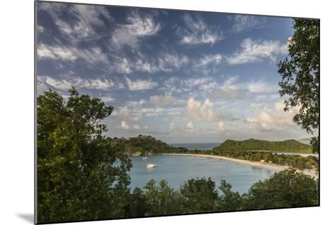 The Clouds are Illuminated by the Setting Sun on Deep Bay-Roberto Moiola-Mounted Photographic Print