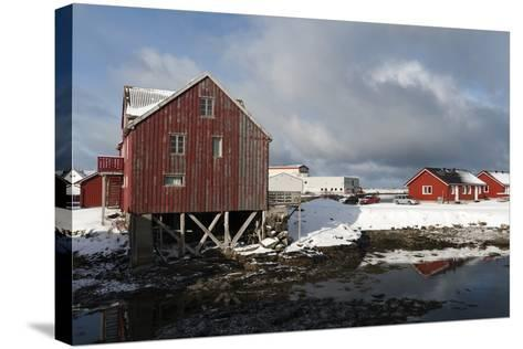 Andenes, Vesteralen Islands, Arctic, Norway, Scandinavia-Sergio Pitamitz-Stretched Canvas Print