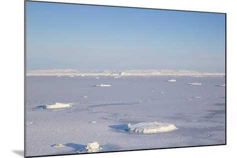 East Coast, Mohn Bukta, View of Storfjorden Fjord-Stephen Studd-Mounted Photographic Print