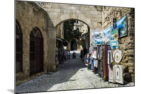 The Medieval Old Town. UNESCO World Heritage Site-Michael Runkel-Mounted Photographic Print