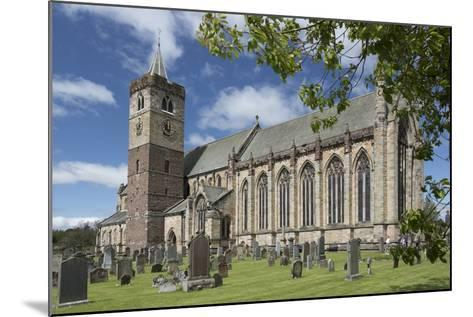 Dunblane Cathedral from the Southeast, Dunblane, Stirling, Cotland, United Kingdom-Nick Servian-Mounted Photographic Print