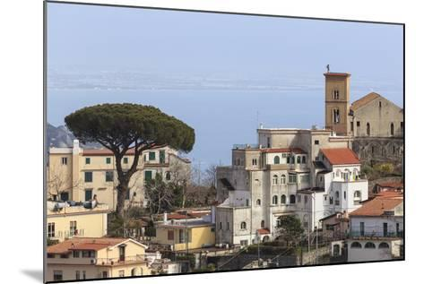 View of Ravello, from Scala, Costiera Amalfitana (Amalfi Coast), Campania, Italy-Eleanor Scriven-Mounted Photographic Print
