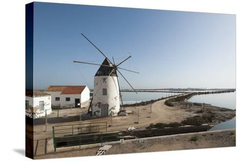 Mar Menor, Region of Murcia, Spain-Michael Snell-Stretched Canvas Print