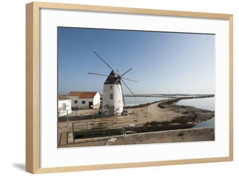 Mar Menor, Region of Murcia, Spain-Michael Snell-Framed Art Print