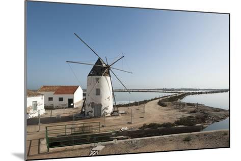 Mar Menor, Region of Murcia, Spain-Michael Snell-Mounted Photographic Print