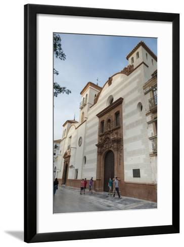 Museo De Bordados Del Paso Blanco (Mubbla Museum), Lorca, Region of Murcia, Spain-Michael Snell-Framed Art Print