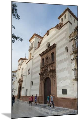 Museo De Bordados Del Paso Blanco (Mubbla Museum), Lorca, Region of Murcia, Spain-Michael Snell-Mounted Photographic Print