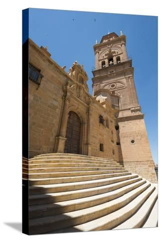 Guadix, Province of Granada, Andalucia, Spain-Michael Snell-Stretched Canvas Print
