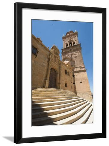 Guadix, Province of Granada, Andalucia, Spain-Michael Snell-Framed Art Print